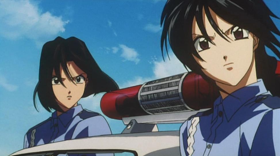 rampaging through tokyo you re under arrest the movie junji